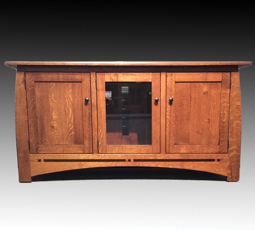 Mentor Furniture Bamm S Woodcraft Amish Tv Stands And Tv Consoles Aspen 2066tvd